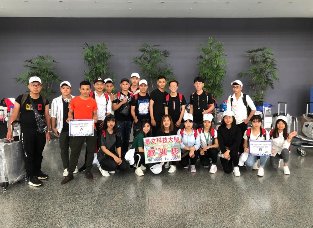 Một số hình ảnh hoạt động của du học sinh tại Đài Loan